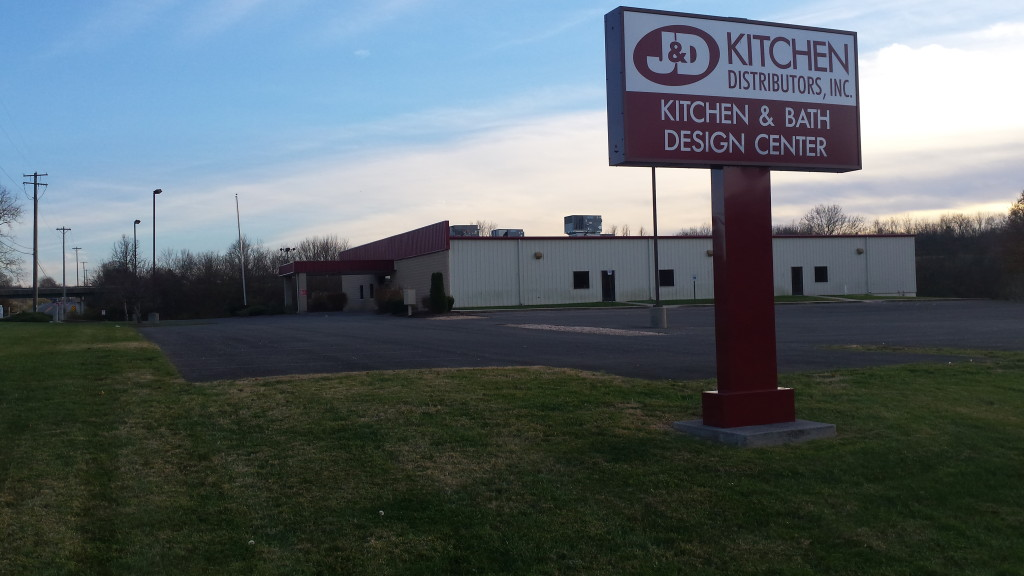 J and D Kitchens National Pike Location